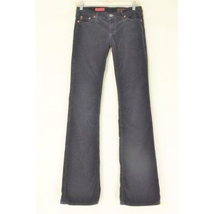 Ag Adriano Goldschmied Jeans - AG Adriano Goldschmied jeans 27 x 34 Angel black c